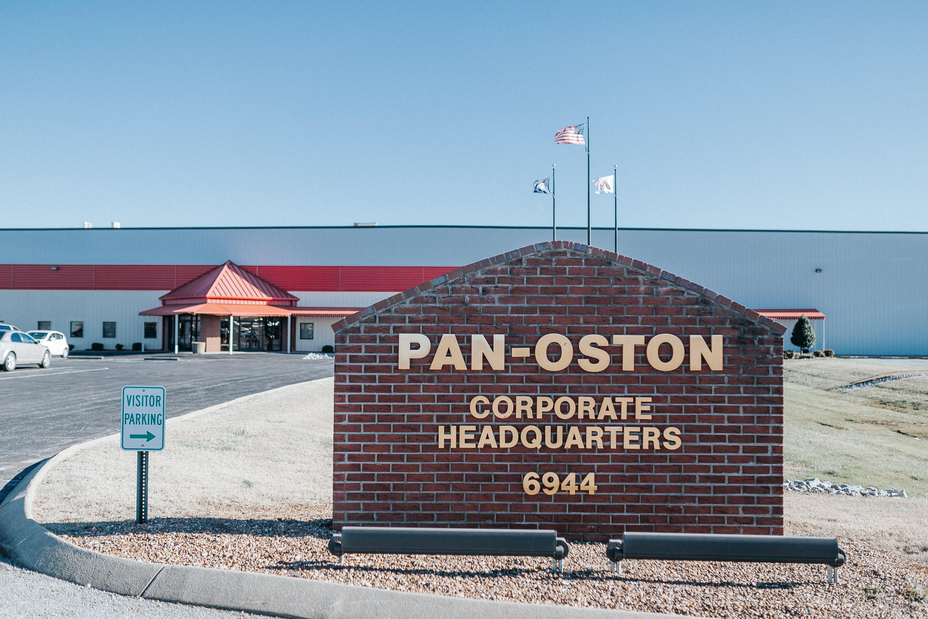 Pan-Oston Corporate Headquarters Sign.jpg
